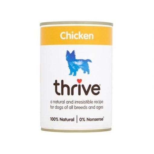 5023538103192 - Thrive Complete Dog Chicken Wet Food