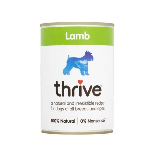 5023538103208 - Thrive Complete Dog Lamb Wet Food