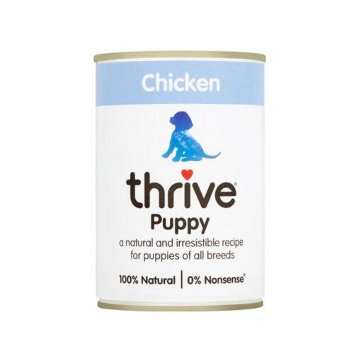 5023538103239 - Thrive Complete Puppy Chicken Wet Food