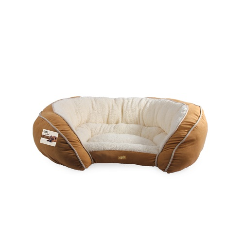 5321 5322 1 - AFP Luxury Lounge Bed Tan