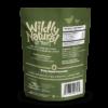 800x800 WildyNatural ChickenFlavor back - Fruitables Wildly Natural Cat Treats Chicken Flavor