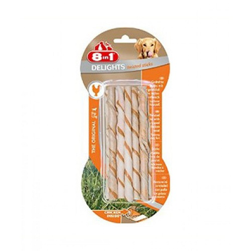 8in1 Delights Twisted Sticks - 8in1 Delights Twisted Sticks
