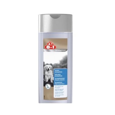 8in1 Puppy Shampoo 250 ML - 8in1 Puppy Shampoo 250 ML