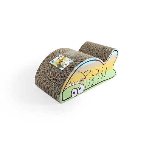 AP2880 - AFP Catoon Belly Rubbing Fish Scratcher