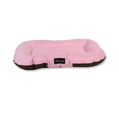 Boston Mattress Pink Brown - Boston Mattress Pink & Brown