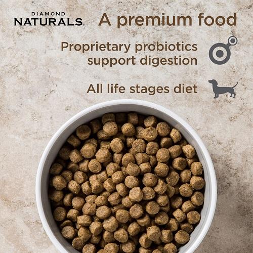 Dog Chicken Rice 3 - Diamond Naturals All Life stages Dog Chicken & Rice Formula