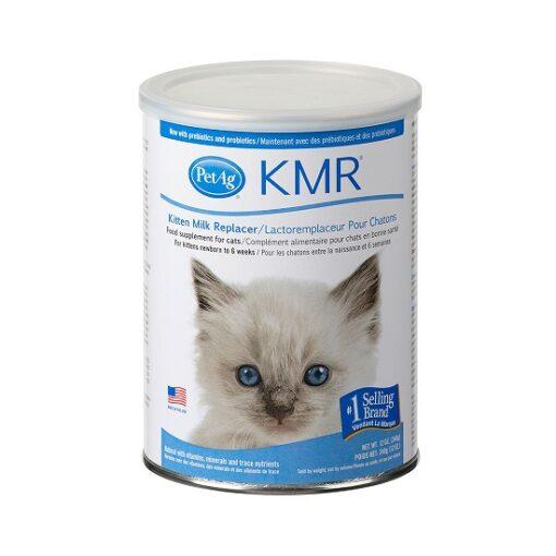 KMR Instant Powder KITTEN - KMR Instant Powder Kitten 340 gram with free 2 OZ Nursing kit