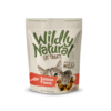 WildyNatural SalmonFlavor front 1 - Fruitables Wildly Natural Cat Treats Salmon Flavor