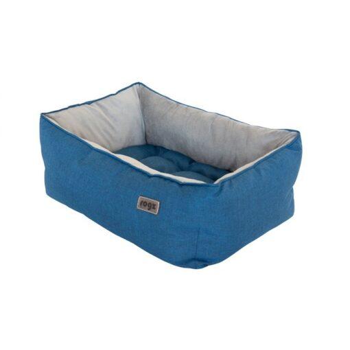 comd blue 1 - Rogz Cosmo Podz 3D Dog Blue Bed