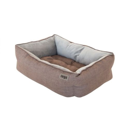 comd brown 1 - Rogz Cosmo Podz 3D Dog Brown Bed