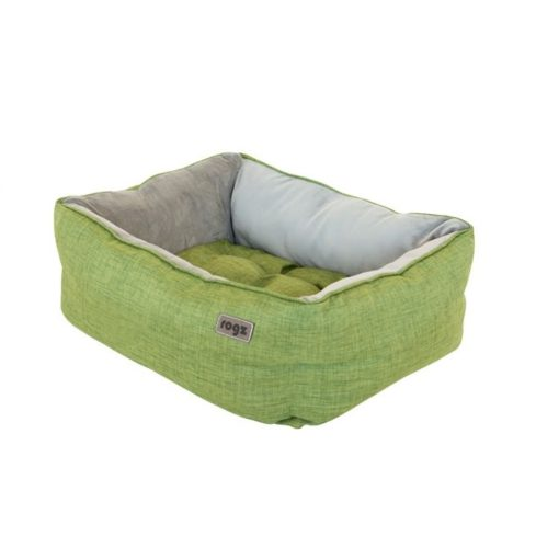 comd green 1 - Rogz Cosmo Podz 3D Dog Green Bed