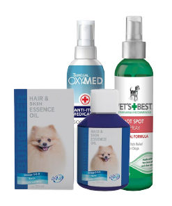 Skin, Paw and Nose care