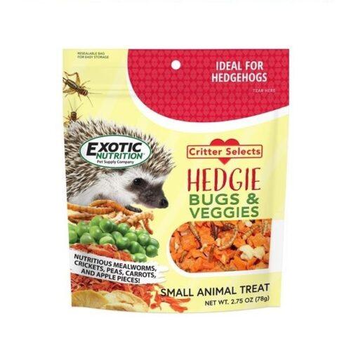eoen1558 - Critter Selects Hedgie Bugs & Veggie