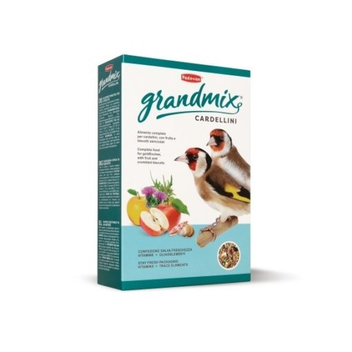 padovan grandmix cardellini 800 gm - Padovan Grandmix Cardellini 800G