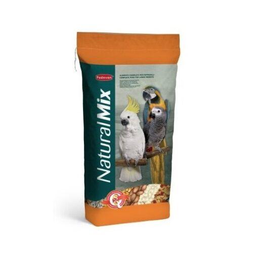 padovan naturalmix pappagalli 18kg 1 - Padovan Naturalmix Pappagalli 18Kg