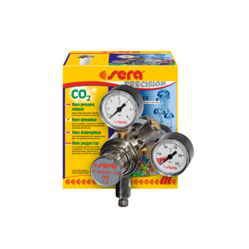 sera flore co2 pressure reducer - Sera Flore CO2 Pressure Reducer