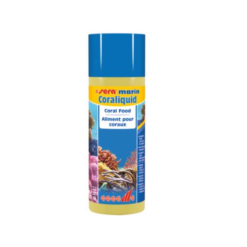 sera marin coraliquid coral food 250ml - Sera Marin Coraliquid Coral Food-250ml