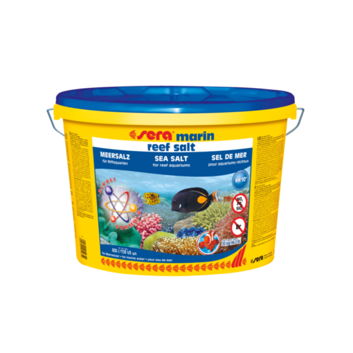 sera marine reef salt 20kg - Sera Marine Reef Salt 20kg