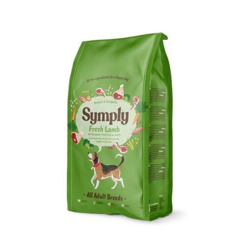 symply 02 - Symply Adult Fresh Lamb Dry Dog Food