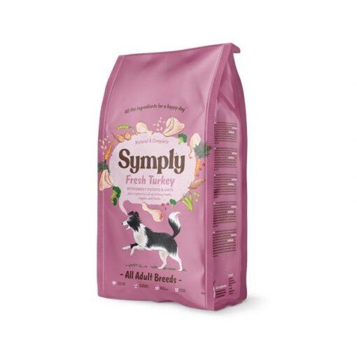 symply 04 - Symply Adult Fresh Turkey Dry Dog Food