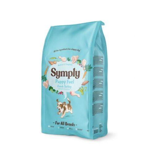 symply 07 - Symply Puppy Fuel Fresh Turkey Dry Dog Food