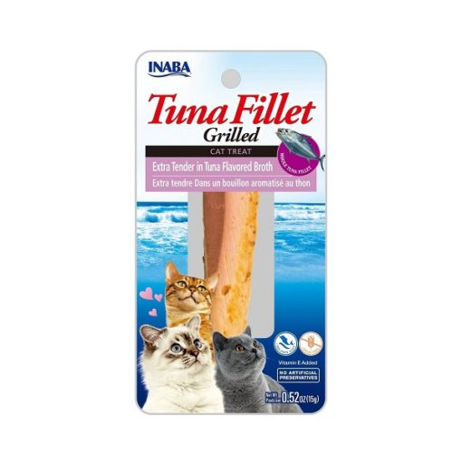 - Inaba CIAO Grilled Tuna Fillet in Flavored Broth