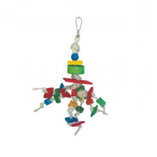 00052 1000x1000 1 - Nutra Pet Hanging Bird Toy L25*H7cms