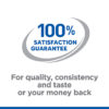 100 satisfaction 1 - Hill's Science Plan Senior Vitality Large Breed Mature Adult 6+ Dog Food With Chicken & Rice
