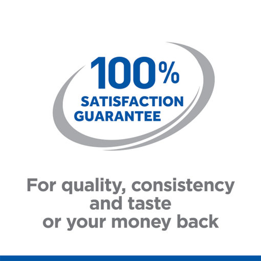 100 satisfaction - Hill's Science Plan Senior Vitality Mature Adult 7+ Cat Food With Chicken & Rice