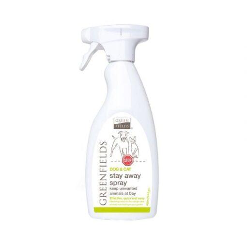 1111126 1 - Greenfields Dog & Cat Stay Away Spray