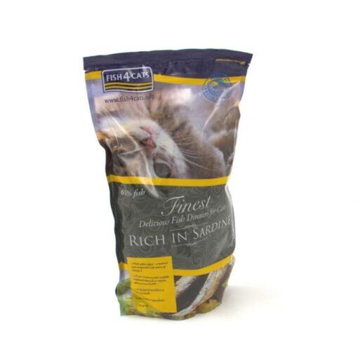 200514 1 - Fish4Cats Finest Sardine Dry Cat Food