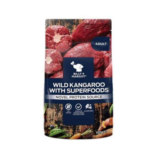 300878 - Billy & Margot Adult Kangaroo with Superfoods Pouch