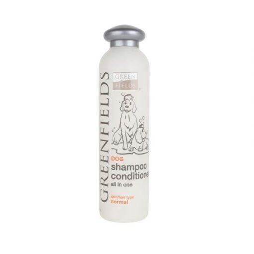 301913 1 1 - Greenfields Dog Shampoo & Conditioner