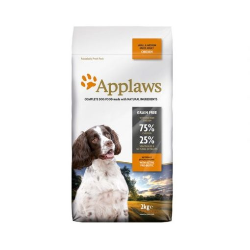302901 chick - Applaws Dog Adult Chicken Small & Medium