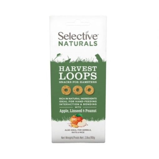 500611 1 1 1 - Selective Naturals Harvest Loops for Hamsters