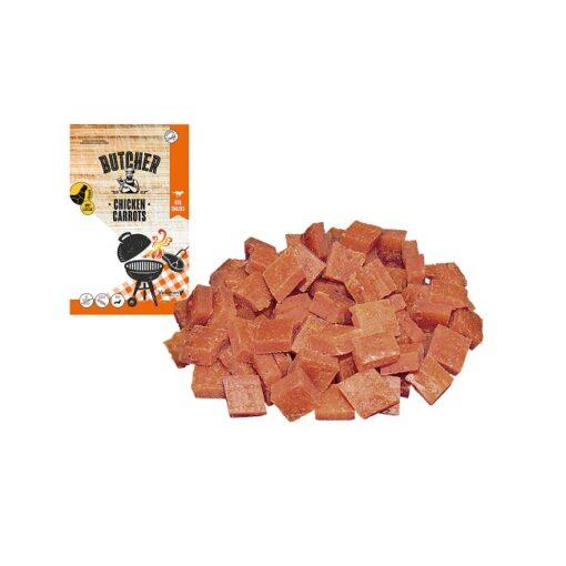 5411468145007 - Vadigran Butcher Chicken Carrots 70g MINI