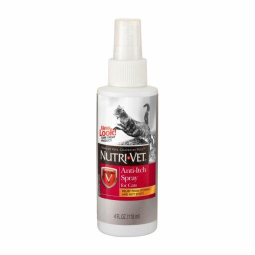 669125890295 - Nutri-Vet Anti-Itch Spray for Cat 4oz