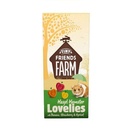 730582211609 2 - Tiny Friends Farm Hazel Hamster Lovelies