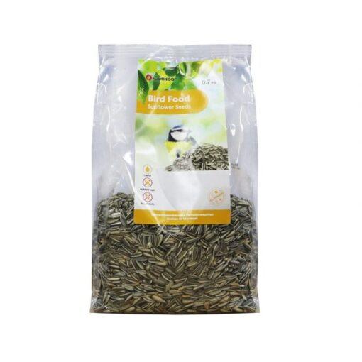 74808107 - Flamingo Bird Food Sunflower Seeds