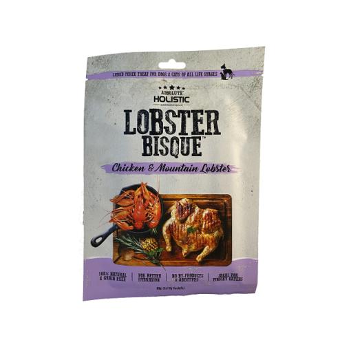 AH 4051 1000x1000 1 - Absolute Holistic Bisqe - Chicken & Lobster 60g