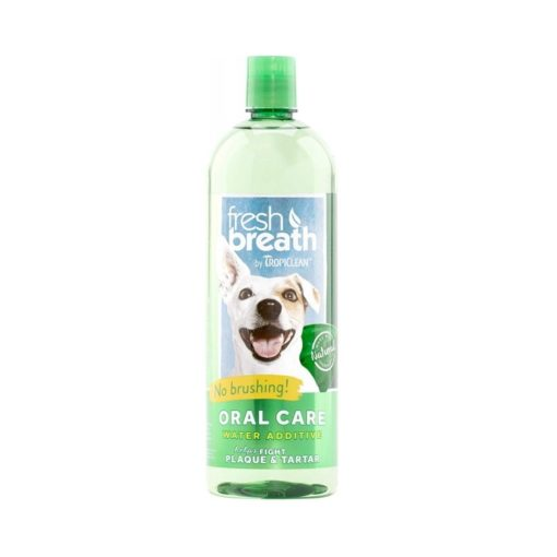 Oral Care Water Additive DOG 600x600 1 - Tropiclean Oral Care Water Additive