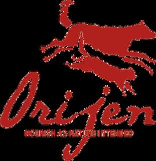 Orijen logo large - Shop By Brand