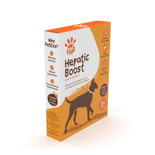 PetExx Hepatic Boost - PetExx Hepatic Boost