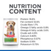 SP Senior Vitality Small Mini Nutrients - Hill's Science Plan Senior Vitality Small & Mini Mature Adult 7+ Dog Food With Chicken & Rice