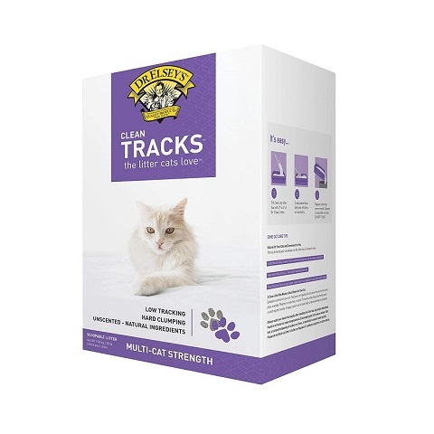 clean tracks 320x0 c default - Dr Elsey's Precious Low Tracking Multiple Cat Unscented Clean Tracks
