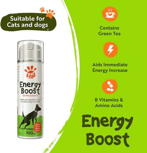 energy boost2 - PetExx Energy Boost 100ml