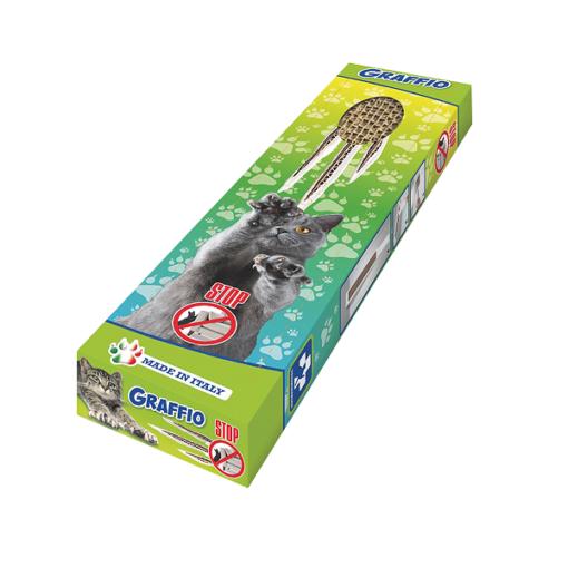 georplast graffio cat scratcher 1 - Georplast Graffio Cat Scratcher