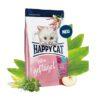 happy cat kitten geflugel poultry - Happy Cat Kitten Geflugel