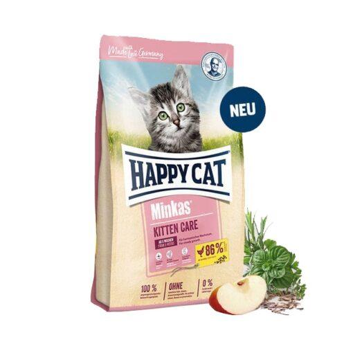 happy cat minkas kitten care 2 - Happy Cat Minkas Kitten Care
