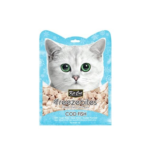 kitcat cod fish - Kit Cat Freezebites Cod Fish 15g